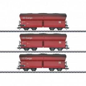 Märklin 46238 Type Fals 176 Freight Car Set