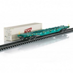 Märklin 47135 Type Sgns Container Transport Car
