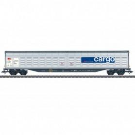Märklin 48055 High-Capacity Sliding Wall Boxcar