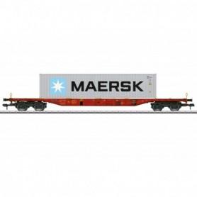 Märklin 58642 Type Sgnss Container Transport Car