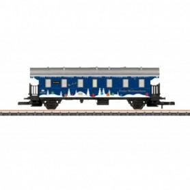 Märklin 80631 Personvagn Julvagn 'Christmas 2021'