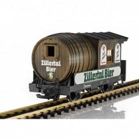 LGB 32421 Ziller Valley Railroad Barrel Car