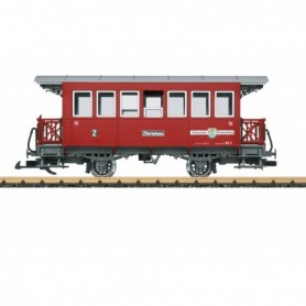 LGB 33210 Ziller Valley Railroad Type AB 3