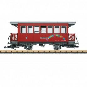 LGB 33211 Ziller Valley Railroad Type B 20