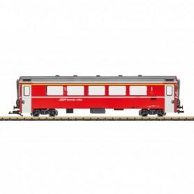 LGB 35513 RhB Mark IV Express Train Passenger Car, 1st Class