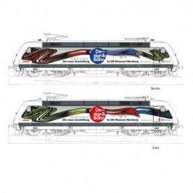 Trix 16087 Class 101 Electric Locomotive