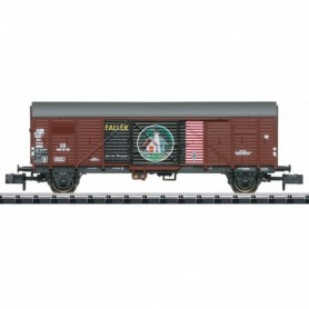 """Trix 18021 Boxcar """"75 Years of Faller"""""""