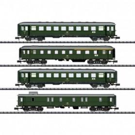 Trix 18709 Commuter Service Passenger Car Set