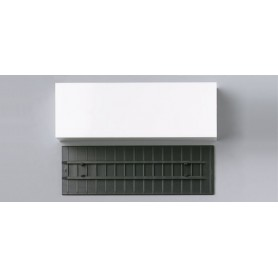 Herpa 080439 Beverage box with base plate (7,45m) Content: 2 pcs.