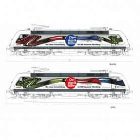Trix 25379 Class 101 Electric Locomotive