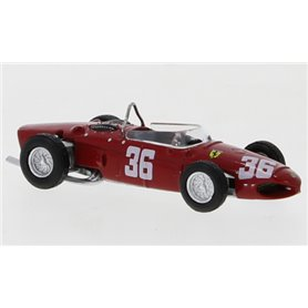 Brekina 22990 Ferrari F 156, rot, No.36, Formel 1, 1961, R. Ginther