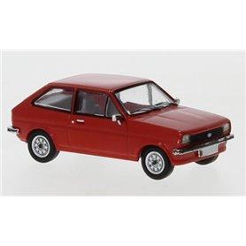 Brekina 870237 Ford Fiesta, röd, 1976, PCX