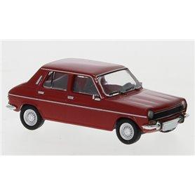 Brekina 870244 Simca 1100, röd, 1975, PCX