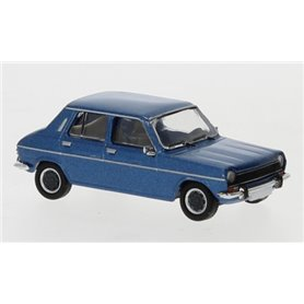 Brekina 870245 Simca 1100, metallic-blå, 1975, PCX