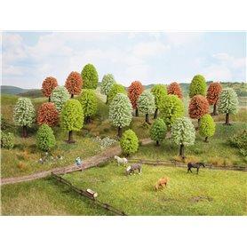 Noch 26806 Vårträd, 25 st, 5-9 cm höga