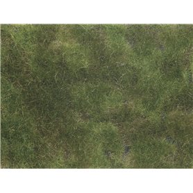 Noch 07251 Groundcover Foliage, olive green, 12 x 18 cm