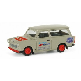 "Herpa 047555 Trabant 601 S Universal ""Wormser shipping company"""