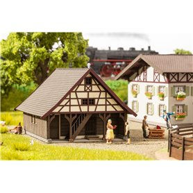 Noch 66715 Agricultural Outbuilding