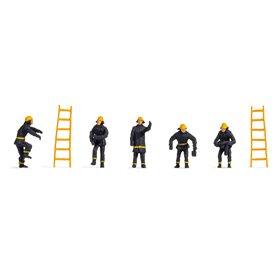 Noch 38001 Brandmän, 5 st