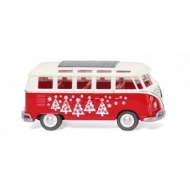 Wiking 79728 VW T1 Sambabus 'Christmas bulli'