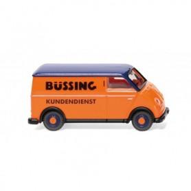 Wiking 33404 DKW speedvan box van 'Büssing Kundendienst'