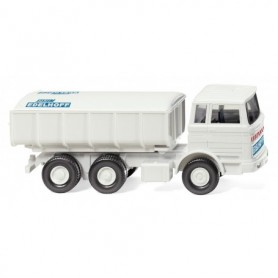 Wiking 64505 Dump truck (MB) 'Edelhoff'