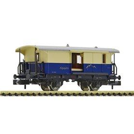 Fleischmann 805402 Rack-and-pinion railway baggage coach
