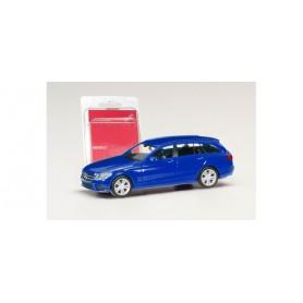 Herpa 013284-002 Herpa MiniKit. Mercedes-Benz C-Class T-Modell, ultramarine blue