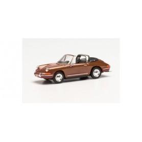 Herpa 033732-003 Porsche 911 Targa, copper brown metallic