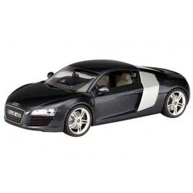 Schuco 04792 Audi R8 Daytonagrå