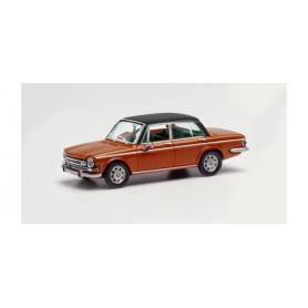 Herpa 430746-002 Simca 1301 Special, copper metallic-black