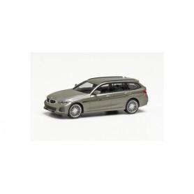 Herpa 430906 BMW Alpina B3 Touring, oxidgrey metallic