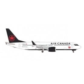Herpa Wings 535601 Flygplan Air Canada Boeing 737 Max 8 – C-FSNU