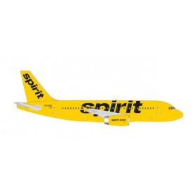 Herpa Wings 535809 Flygplan Spirit Airlines Airbus A319 – N532NK