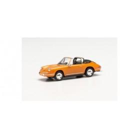 Herpa 023733-003 Porsche 911 Targa, orange