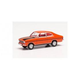 Herpa 024914-004 Opel Kadett B F-Coupé Rallye, deep orange