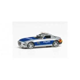 Herpa 096515 BMW Alpina B3 Touring, oxidgrey metallic