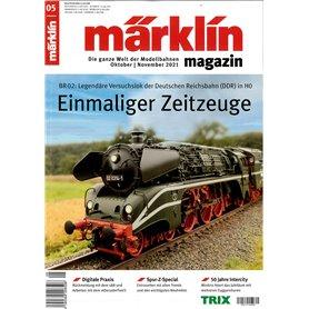 Märklin 360377 Märklin Magazin 5/2021 Tyska
