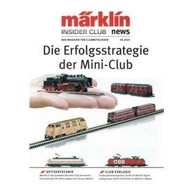 Märklin INS052021T Märklin Insider 05/2021 Tyska
