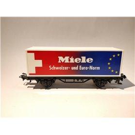 """Märklin 4481.96723 Containervagn """"Miele"""""""