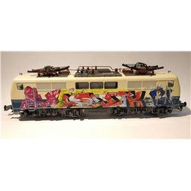 """Märklin 83342 Ellok BR 111 018-8 DB """"Graffiti Edition"""""""