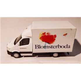 """AHM AH-1001 Mercedes-Benz Sprinter with box """"Blomsterboda"""""""