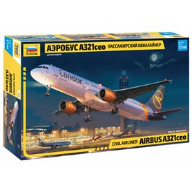 Zvezda 7040 Flygplan Civil airliner AIRBUS A321ceo