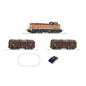 Roco 51335 Analogue start set: Diesel locomotive BB 63000 with goods train, SNCF