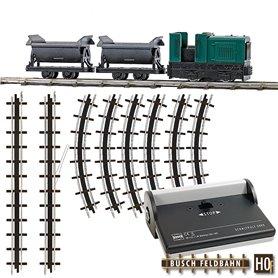 Busch 12000 Narrow Gauge Railroad Starter Set