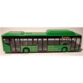 """Rietze 62498 Buss Mercedes Benz Citaro CNG """"Gunnesbo - Skånetrafiken - Bergkvarabuss"""""""