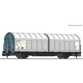 Fleischmann 826250 Godsvagn med skjutdörrar Hbbillns AAE AG