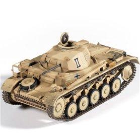 "Academy 13535 Tanks German Panzer Ⅱ Ausf.F ""North Africa"""