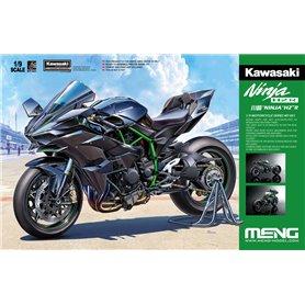 Motorcykel Kawasaki Ninja H2R