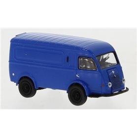 Brekina 14650 Renault Goelette, blå, 1950